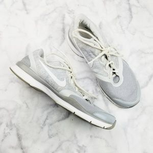 Nike| In-Season TR 4 Sneakers Wolf Gray/White